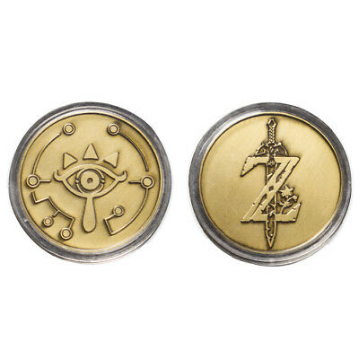 The Legend of Zelda Breath of The Wild Coin Special Edition Collectible Limit