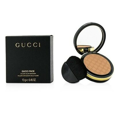 Gucci Golden Glow Bronzer - #040 Exotic Umber 13g/0.45oz Make Up & Cosmetics