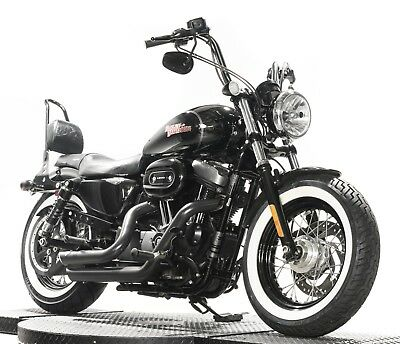 2015 Harley-Davidson Sportster  2015 Harley Davidson Sportster Forty-Eight 48 XL1200X Vance & Hines Exhaust 15k!