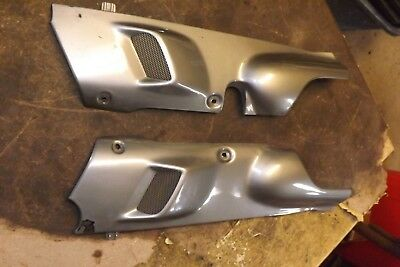 1988-2000 1990 Honda GL1500 GL 1500 Goldwing Left & Right Heat Shields NICE