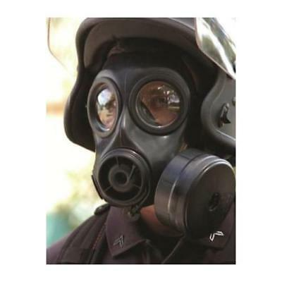 Respirator Gas Mask New Avon FM12 CBRN Size Small Mask with Israeli Army Filter