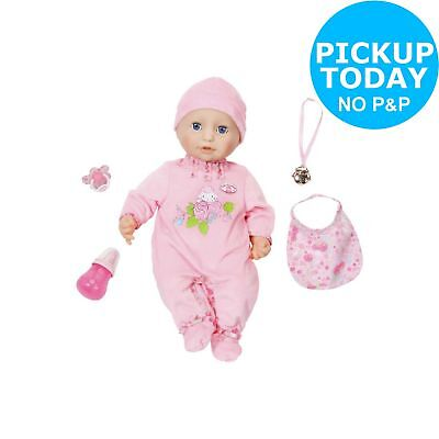 Baby Annabell Fuctional Doll 46cm 3+ Years