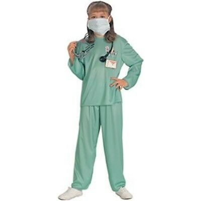 E.r. Doctor Costume - Small By Official Costumes By Rubie's - Er Fancy Dress