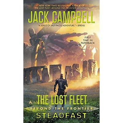 Steadfast (Lost Fleet: Beyond the Frontier) - Mass Market Paperback NEW Jack Cam