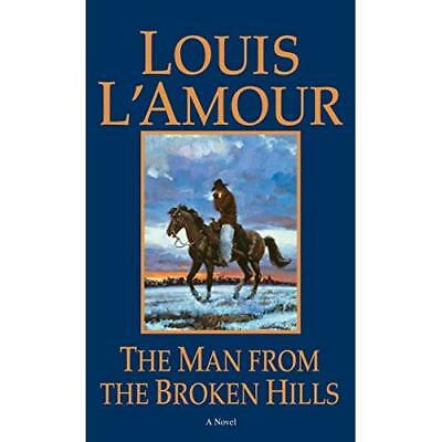 Man from the Broken Hills - Paperback NEW L'Amour, Louis 1996-06-01
