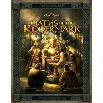 One Ring Oaths of the Riddermark (Game)