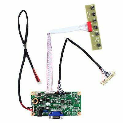 "VGA LCD Controller Board LCD Driver for 10.4"" 1024x768  G104X1-L04 LCD Screen"