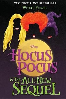 NEW Hocus Pocus and the All-New Sequel By A W Jantha Hardcover Free Shipping