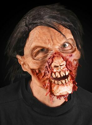 Zerrissener Zombie Maske Halloween Horror Monster