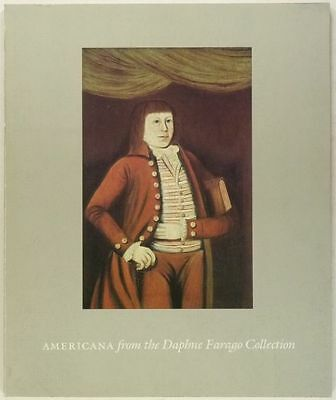 Book: Antique American Folk Paintings & American Antiques - Farago Collection
