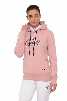 Spooks Hoody Lina in rose