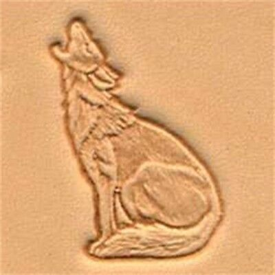 Coyote 3d Leather Stamping Tool - Craf Stamp Howling 8842200