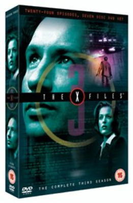 David Duchovny, Gillian And...-X Files: Season 3 (UK IMPORT) DVD [REGION 2] NEW