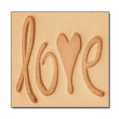 Love 3d Leather Stamping Tool - Craf Stamp 867500