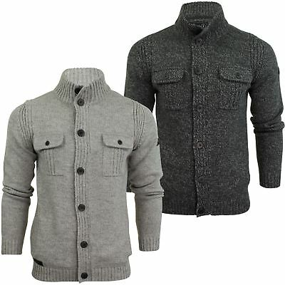 Mens Button Up Cardigan// Jumper by Dissident /'Parkhouse/'