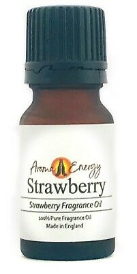 STRAWBERRY - Natural Essential Fragrance Oil - 50ml