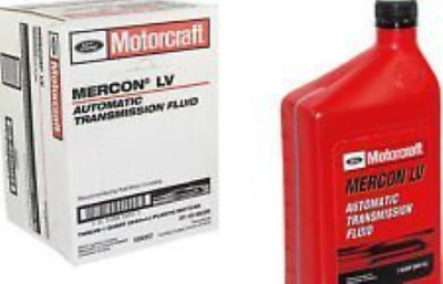 MOTORCRAFT® MERCON V Automatic Transmission Fluid and Power Steering