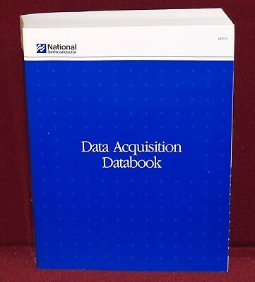 1993 National Semiconductor Data Acquisition Databook