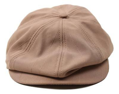 dce916248ac BRIXTON WOMENS FIDDLER Unstructured Cap Gold Nylon Size S New ...
