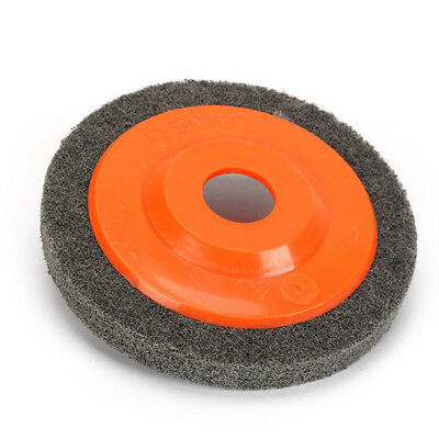 4.4 inch Fiber Grinding Wheel Abrasive Buffing Sanding Polishing Disc Pad 10Pcs