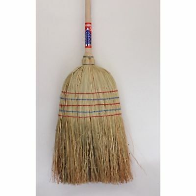 StableKit Topolino Small Head Corn Broom (TL2801)