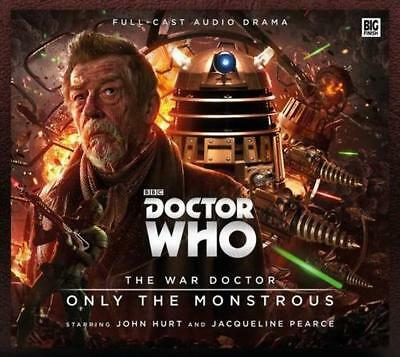 Doctor Who - The War Doctor 1: Only the Monstrous by Briggs, Nicholas | Audio CD