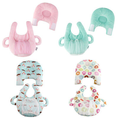 Newborn Nursing Feeding Pillow  Anti-Swelling Milk Protective Kids Head Safety