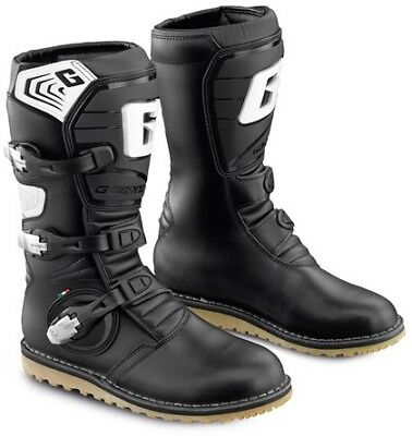 New Gaerne Pro-Tech Trials Boots Black