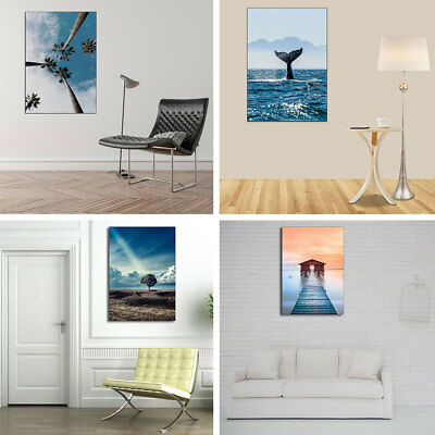 Unframed Home Decor Oil Painting Canvas Modern Art Scenery Poster Print Picture
