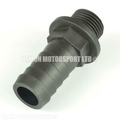 1/2 BSP male to 18mm Barbed Hose Tail Fitting (Pressure Washer Jet Wash)