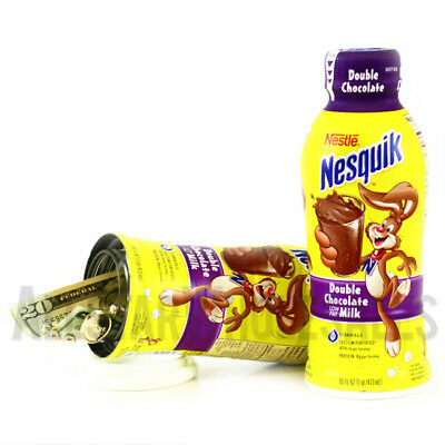 Nesquick Chocolate Drink Can Safe Diversion Safe
