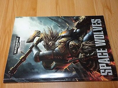 Codex Space Wolves 7. Edt. Softcover