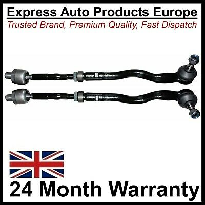 PAIR Tie Track Rods Complete BMW 3 Series E46 Left & RIGHT