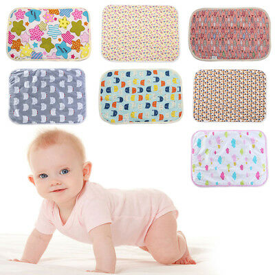 New Portable Baby Toddler Nappy/Diaper Changing Clutch Mat Pad Nappy Bag Cover