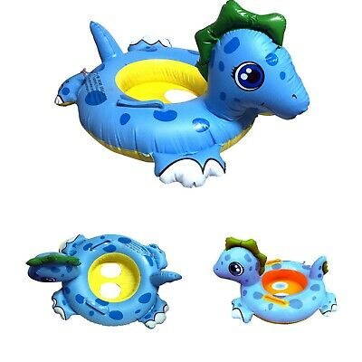 Children Inflatable Kids Baby Toddler Swimming Boat Lovely Turtle