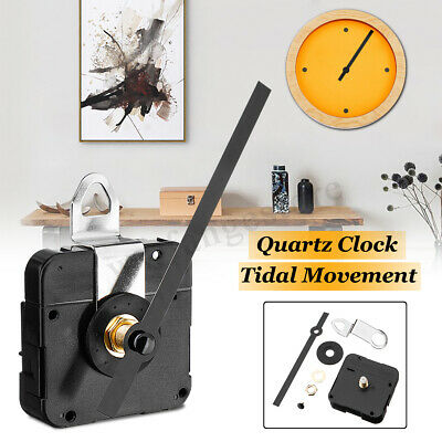 New Quartz Tide Controlled Clock  DIY Wall Clock Movement Motor Mechanism Kit