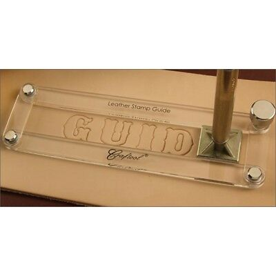Tandy Leather Leather Stamp Guide 3603-00 - 360300