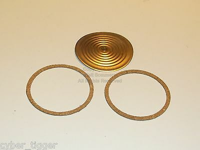 Edison Model C,H,B Reproducer Copper Diaphragm and Gasket Kit