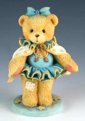 "Cherished Teddies ""claudia ~ Circus Center Ring"" #103721 New *  Free Shipping"