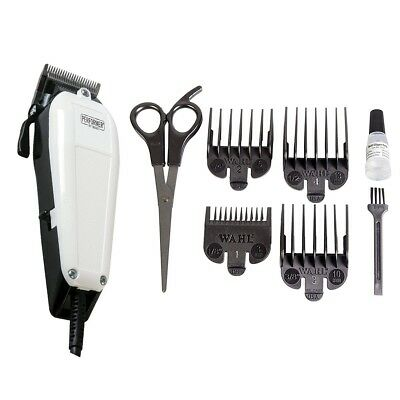 Wahl Steel Blade Mains Performer Dog Clipper Set Animal Grooming Kit - 9160-800