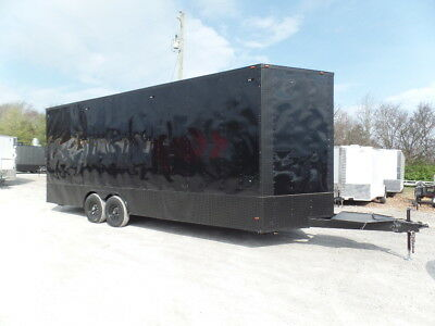 Concession 8.5 x 24ft Event Food Trailer