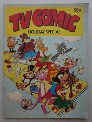 TV Comic Holiday Special 1982 Fine (phil-comics)