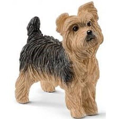 Yorkshire Terrier 13876  sweet tough strong Schleich anywheres a playground<><