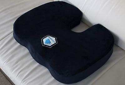 Memory Foam Seat Cushion Gel Pillow Coccyx orthopedic Pain Relief Chair