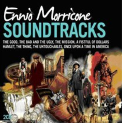 Ennio Morricone Soundtracks (UK IMPORT) CD NEW