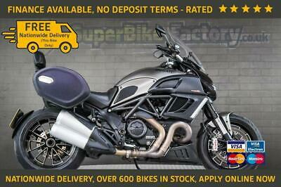 2014 14 Ducati Diavel Strada Used Motorbike Nationwide Delivery