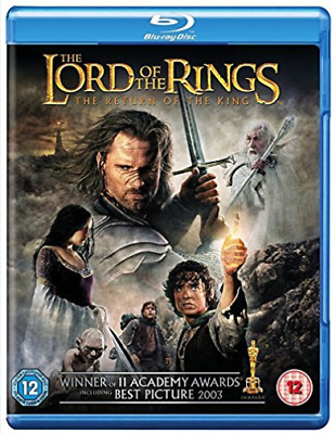 Lord Of The Rings: The Return Of The King (UK IMPORT) Blu-Ray NEW
