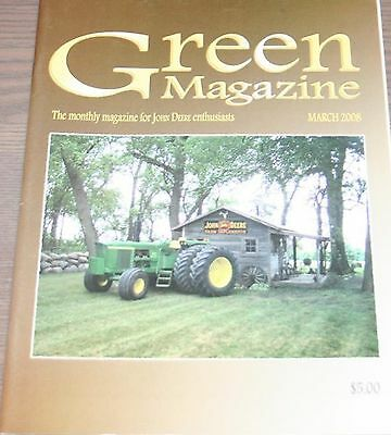 John Deere Model 620 Tractor - 720 Diesel quicker start