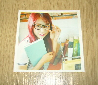 Pristin 2nd mini Album SCHXXL OUT Nayoung C Official Photo card