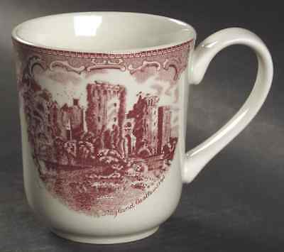 Johnson Brothers OLD BRITAIN CASTLES PINK Mug (Imperfect) 7661009